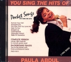 CD PLAY BACK HITS OF PAULA ABDUL (Livret paroles inclus)