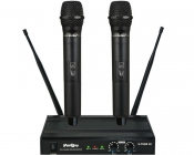 SYSTEME COMPLET 2 MICROPHONES SANS FIL MADBOY U-TUBE
