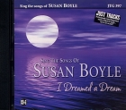 CDG POCKET SONGS SUSAN BOYLE ''I Dreamed A Dream'' (Livret paroles inclus)