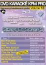 DVD KARAOKE KPM PRO VOL. 13 ''Stars En Scène 3'' (All)