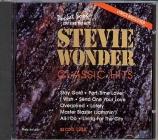 CD PLAY BACK POCKET SONGS STEVIE WONDER Classic Hits (livret paroles inclus)