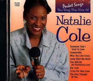 CD(G) PLAY BACK POCKET SONGS NATALIE COLE (livret paroles inclus)