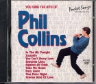 CD(G) PLAY BACK POCKET SONGS HITS OF PHIL COLLINS (livret paroles inclus)