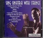 CD(G) PLAY BACK POCKET SONGS SINATRA WITH STRINGS (livret paroles inclus)