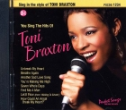 CD(G) PLAY BACK POCKET SONGS TONI BRAXTON (Livret paroles inclus)