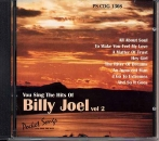 CD(G) PLAY BACK POCKET SONGS BILLY JOEL VOL. 02 (livret paroles inclus)