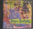 "CD(G) PLAY BACK POCKET SONGS DISCO DELIGHTS ""I WILL SURVIVE"" (livret paroles inclus)"