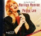 CD(G) PLAY BACK POCKET SONGS MARILYN MONROE & PEGGY LEE (livret paroles inclus)