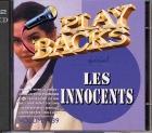 CD PLAY BACK SPÉCIAL LES INNOCENTS (avec choeurs)