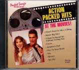 CD(G) PLAY BACK POCKET SONGS ACTION AT THE MOVIES (livret paroles inclus)