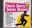 CD PLAY BACK POCKET SONGS CHUCK BERRY & JAMES BROWN (livret paroles inclus)