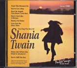 CD(G) PLAY BACK POCKET SONGS HITS OF SHANIA TWAIN VOL.02 (livret paroles inclus)