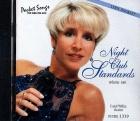 CD(G) PLAY BACK POCKET SONGS NIGHT CLUB STANDARDS (FEMALE) VOL.02 (livret paroles inclus)