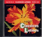 CD(G) PLAY BACK POCKET SONGS CLASSICOS LATINOS (livret paroles inclus)