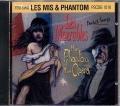 CD(G) PLAY BACK POCKET SONGS LES MISERABLES & PHANTOM OF THE OPERA