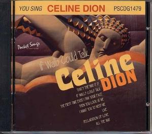 CD(G) PLAY BACK POCKET SONGS CELINE DION VOL.05 (livret paroles inclus)