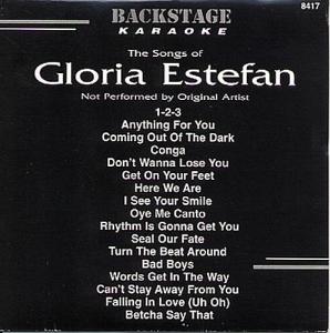 CD(G) GLORIA ESTEFAN 17 TITRES