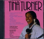 CD(G) PLAY BACK POCKET SONGS HITS OF TINA TURNER VOL.01 (livret paroles inclus)