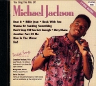 CD(G) PLAY BACK POCKET SONGS HITS OF MICHAEL JACKSON (livret paroles inclus)