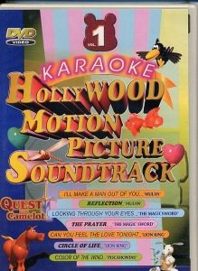 DVD HOLLYWOOD MOTION PICTURE SOUNDTRACK VOL.01 (All)