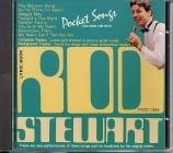 CD PLAY BACK POCKET SONGS HITS OF ROD STEWART (livret paroles inclus)