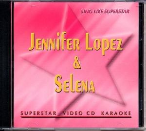 VidéoCD SUPERSTAR JENNIFER LOPEZ / SELENA