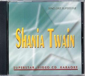 VidéoCD SUPERSTAR SHANIA TWAIN