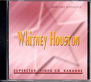 VidéoCD SUPERSTAR WHITNEY HOUSTON