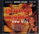 CD(G) PLAY BACK POCKET SONGS BRITNEY SPEARS NEW HITS (livret paroles inclus)