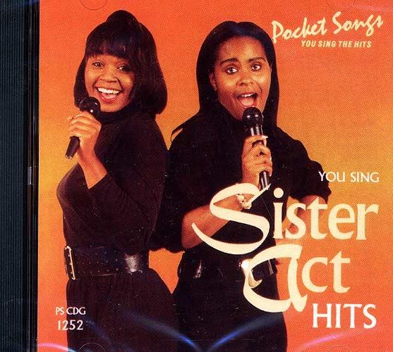 KARAOKE PARIS MUSIQUE - KPM:CD(G) PLAY BACK POCKET SONGS SISTER ACT