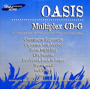 CD(G)  HOT LINE SPECIAL OASIS