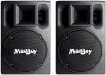 ENCEINTES AMPLIFIEES MADBOY BH208 2 x 200W maxi