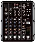 TABLE DE MIXAGE AUDIO MADBOY B422  2 ENTRÉES MICRO ET ENTRÉE USB + 1 CD PLAY-BACK KPM OFFERT
