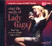 CD(G) POCKET SONGS LADY GAGA (Livret paroles inclus)