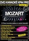 DVD KARAOKE KPM PRO VOL. 15 ''Mozart L'Opéra Rock'' (All)
