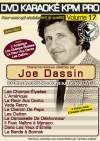 DVD KARAOKE KPM PRO VOL. 17 ''Joe Dassin'' (All)