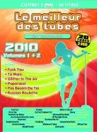 COFFRET KARAOKE 2 DVD ''Le Meilleur Des Tubes 2010 1 & 2''