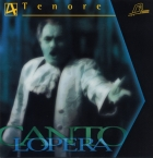 CD PLAY BACK CANTOLOPERA TENOR ARIAS VOL. 04