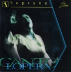 CD PLAY BACK CANTOLOPERA SOPRANO ARIAS VOL. 01