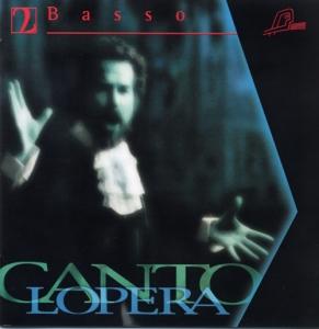 CD PLAY BACK CANTOLOPERA BASS ARIAS VOL. 02