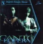 CD PLAY BACK CANTOLOPERA DUETS ARIAS FOR TENOR/BASS