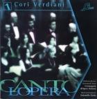 CD PLAY BACK CANTOLOPERA VERDI'S CHORUSES VOL. 01