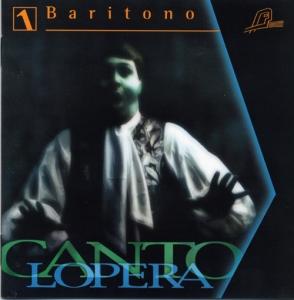 CD PLAY BACK CANTOLOPERA BARITONE ARIAS VOL. 01