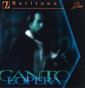 CD PLAY BACK CANTOLOPERA BARITONE ARIAS VOL. 02