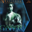 CD PLAY BACK CANTOLOPERA BARITONE ARIAS VOL. 03