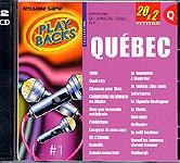 CD PLAY BACK SPECIAL QUEBEC Bis (avec choeurs)