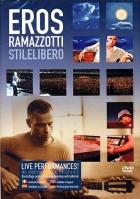 DVD CONCERT EROS RAMAZZOTTI ''Stilelibero''
