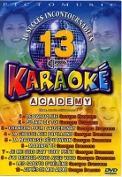 DVD KARAOKE ACADEMY VOL. 13 ''Georges Brassens''