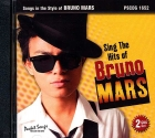 CD(G) PLAY-BACK POCKET SONGS BRUNO MARS (livret paroles inclus)
