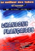 DVD KARAOKE LE MEILLEUR DES TUBES CHANSONS FRANCAISES VOL. 01